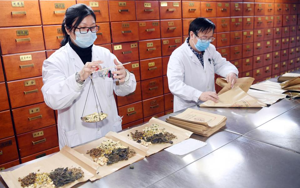 Traditional Chinese medicine is popular, but has scant evidence supporting its efficacy.