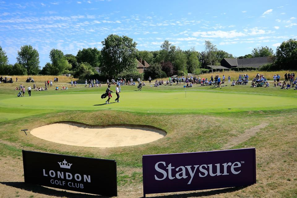 Staysure Senior PGA Championship is now part of the Legends Tour