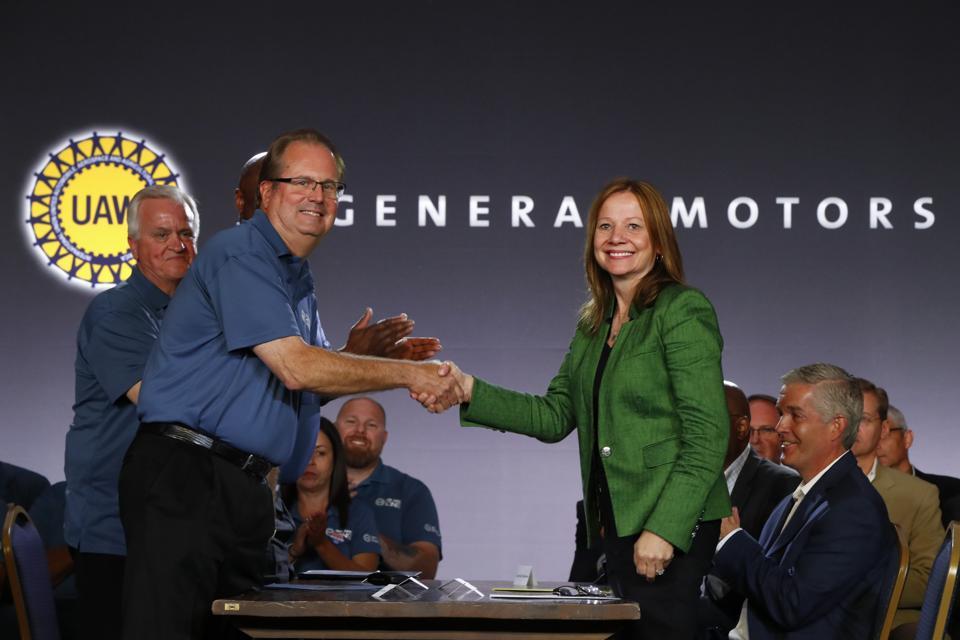 Auto Talks GM