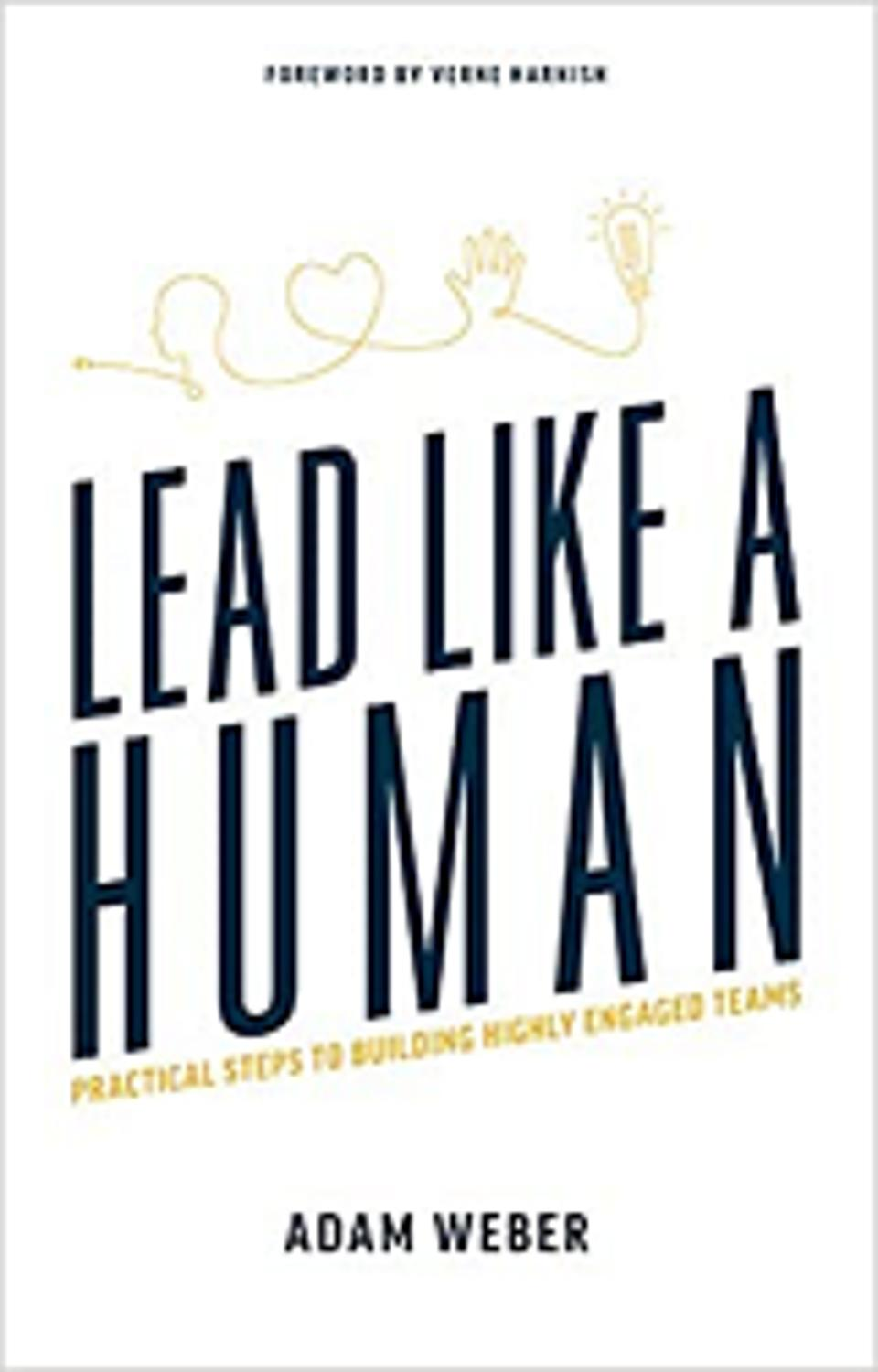 Book Cover for Lead Like a Human