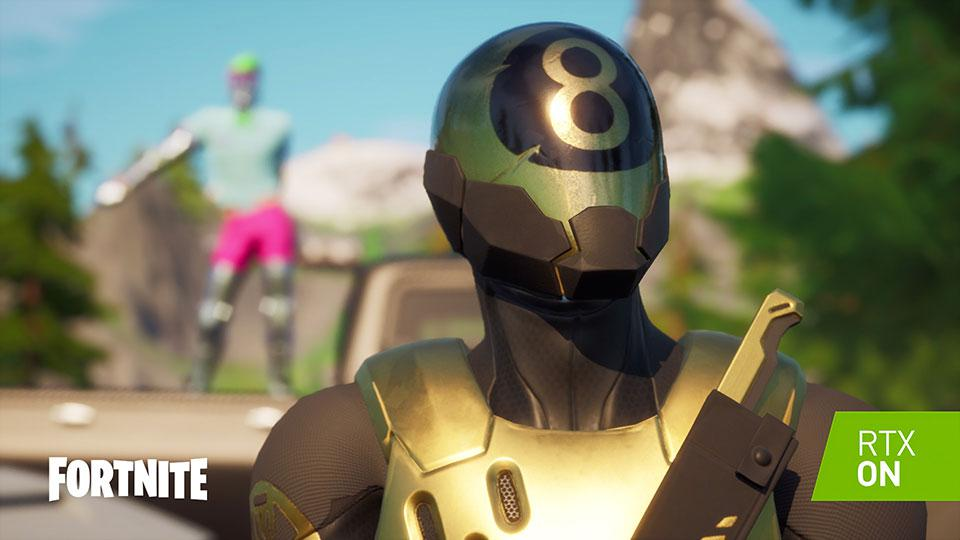 Fortnite RTX With Ray Tracing