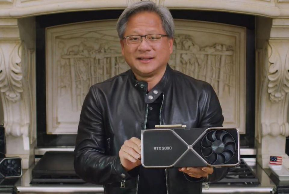 Nvidia's RTX 3090 is an enormous flagship 'giant Ampere' graphics card