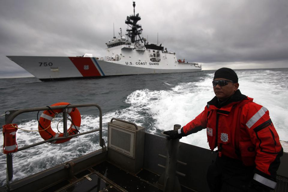 New ships mean new USCG missions.