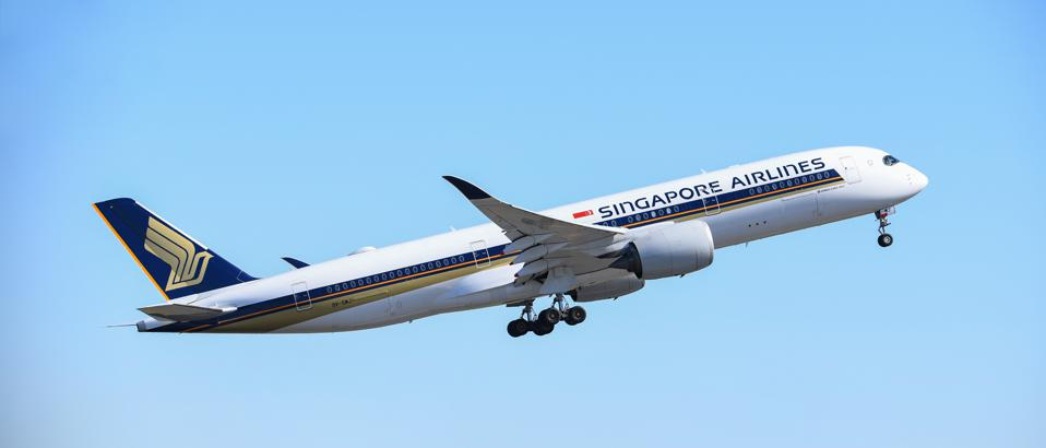 Singapore Airlines continue to fly to the US and Australia during COVID-19 pandemic