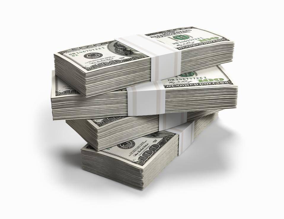 Bundles of money
