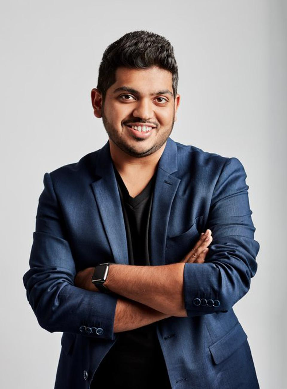 Forbes 30 Under 30 Science Alum Karan Jani
