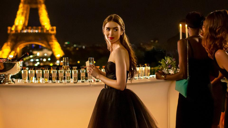 The Netflix Series 'Emily in Paris' tells the story of an American woman who moves to the French capital.
