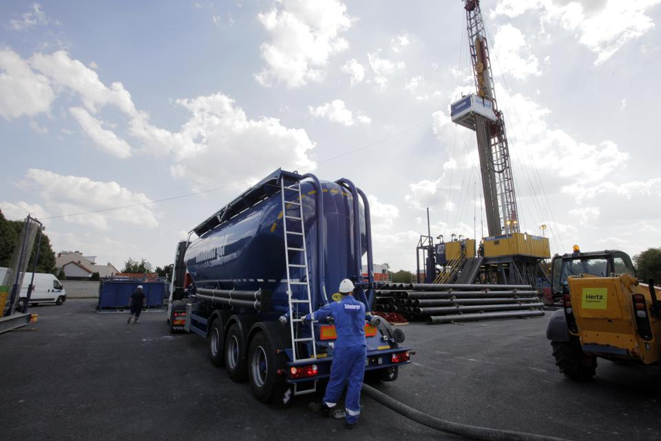 Drilling For Geothermal Energy In Paris