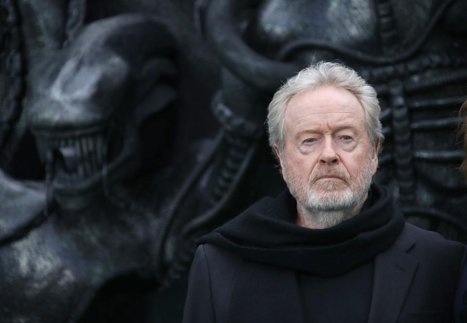 Ridley Scott, interview, Alien, sequel, franchise, director, Raised By Wolves, HBO Max