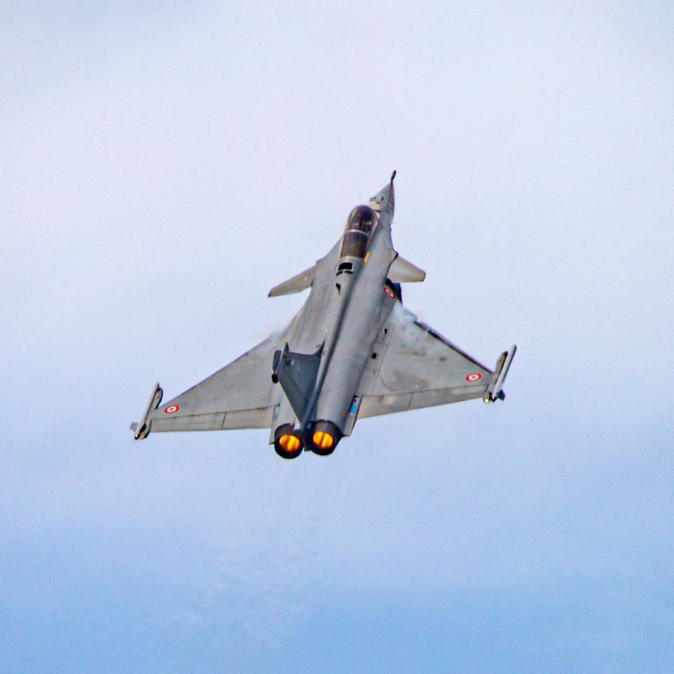 Dassault Rafale, fighter jet