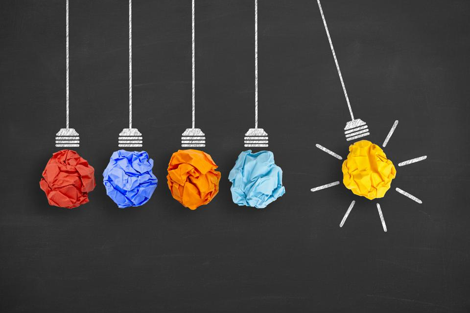 Bright ideas ahead.