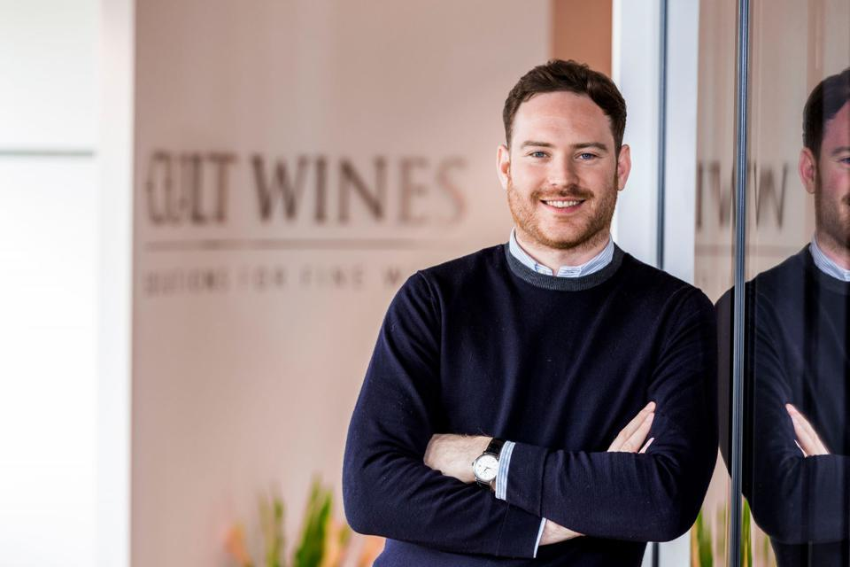 Tom Gearing, CEO of Cult Wines, noticed that Bordeaux wines now contain more alcohol.