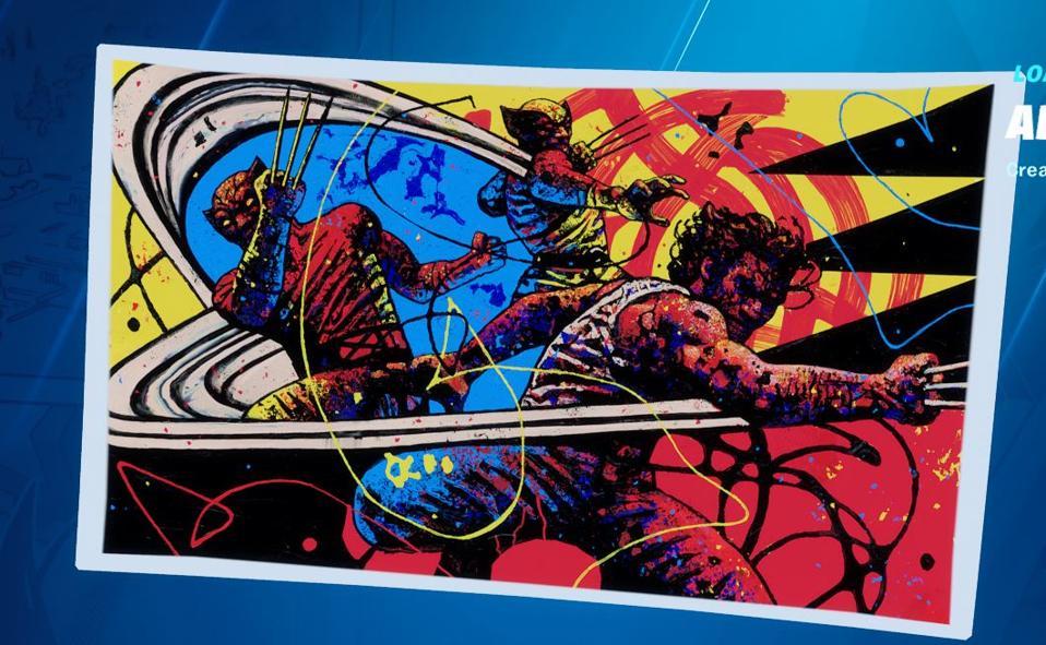 Fortnite Wolverine Challenge
