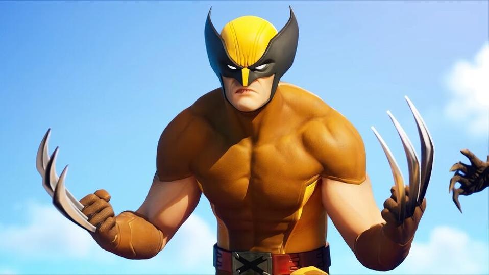 Fortnite Wolverine Week 2