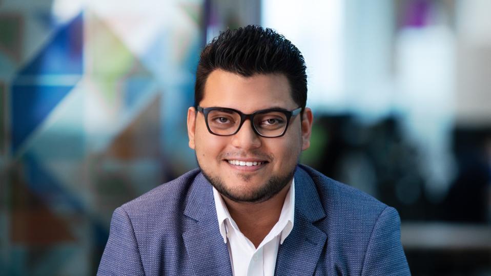 Kuldeep Singh Rajput, cofounder and CEO of Biofourmis.
