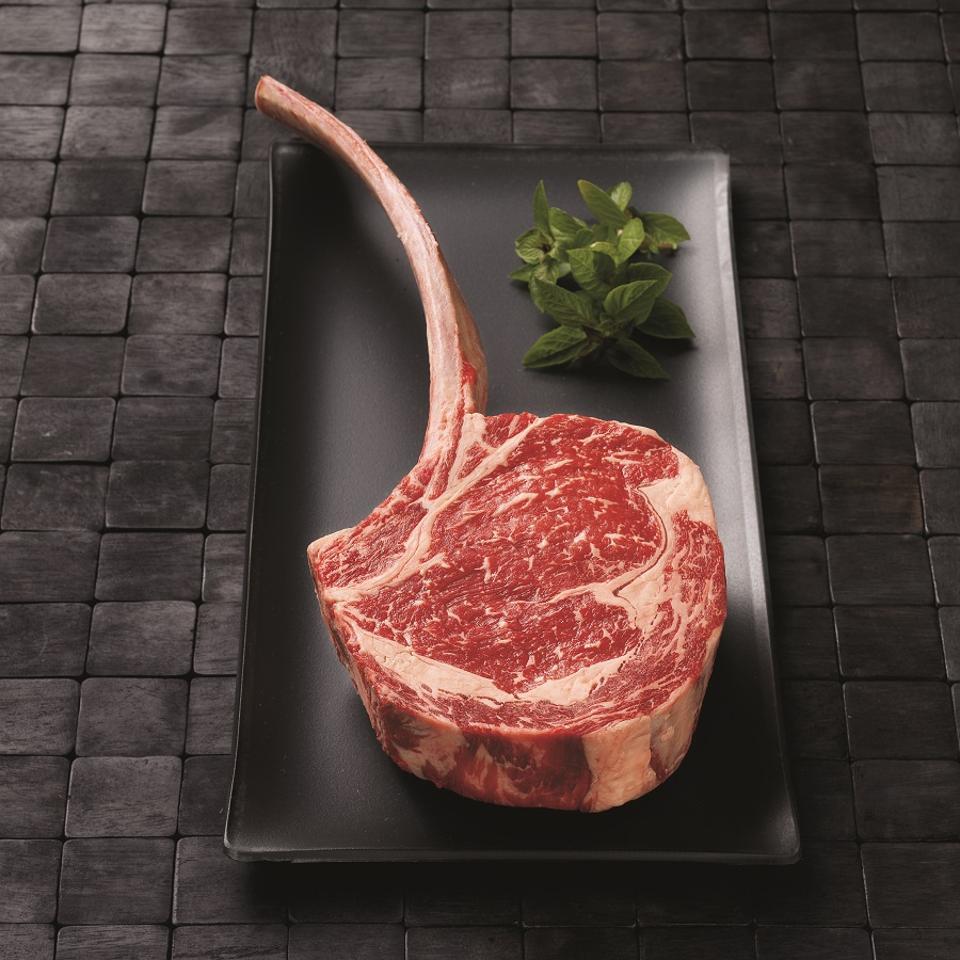 Allen Brothers steak