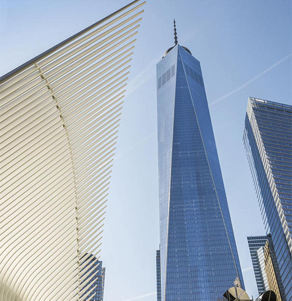 onstruction Specialties sells a range of products for construction, including architectural louvers for New York's One World Trade Center.