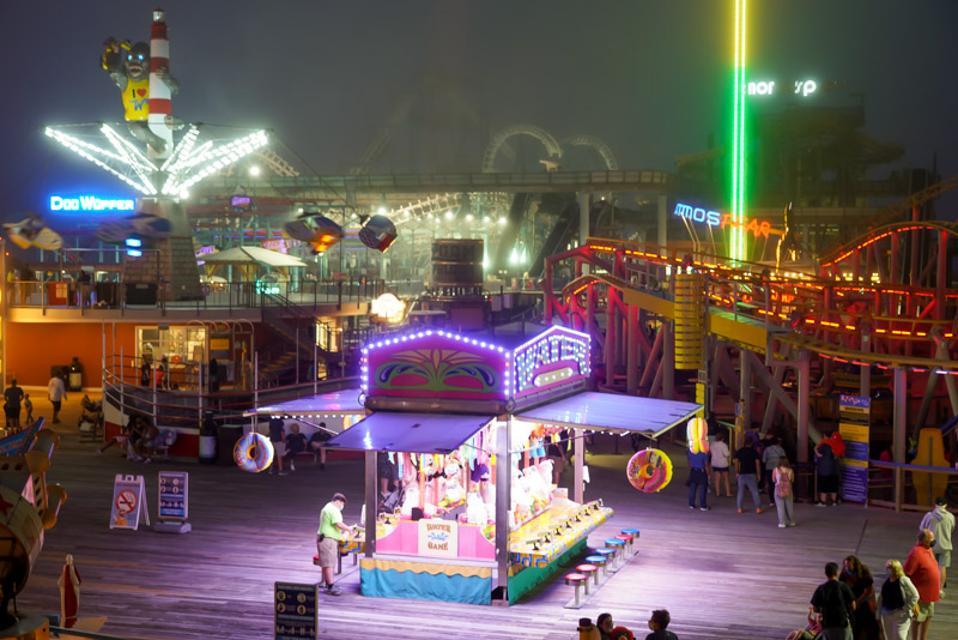 morey's piers amusements wildwoods new jersey shore coronavirus pandemic