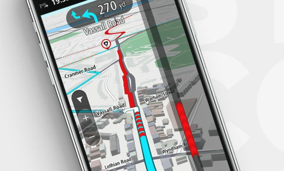 TomTom Go Navigation arrives on Huawei AppGallery.