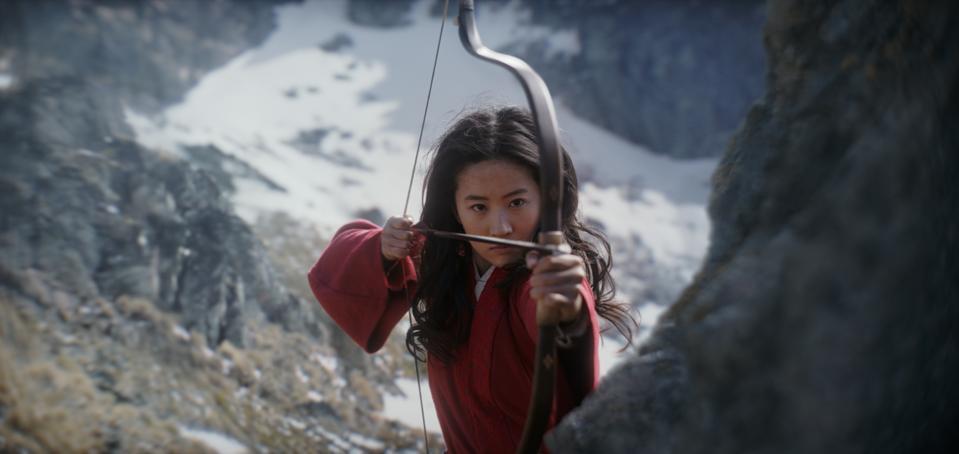″Mulan″ premieres on Disney+ from September 4.