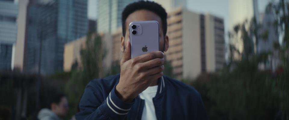 The new Apple privacy ad.