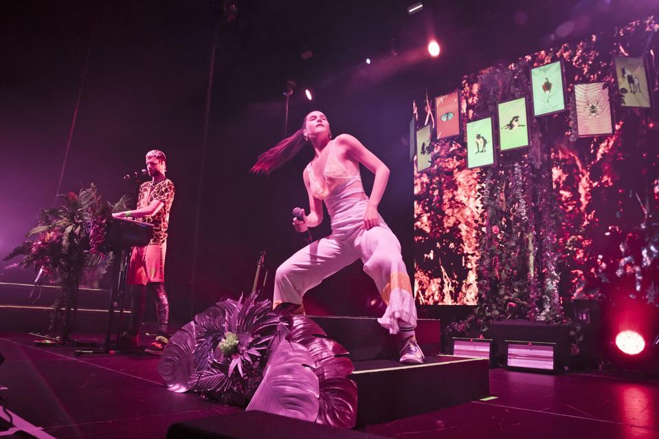 Sofi Tukker Perform In Berlin