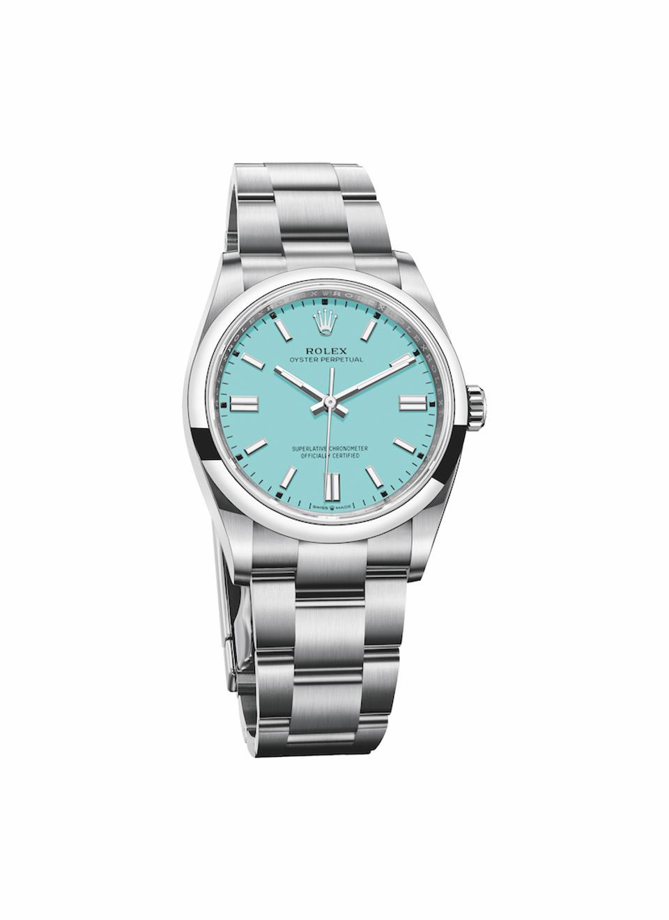 Rolex Oyster Perpetual watches 2020