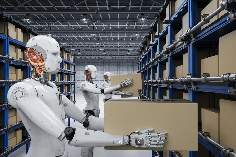 COVID-19 may accelerate industrial automation and robotics in the long term.