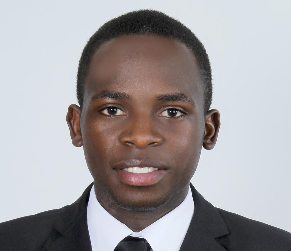 The Oli Health Magazine Organization (OHMO) founder Olivier Uwishema