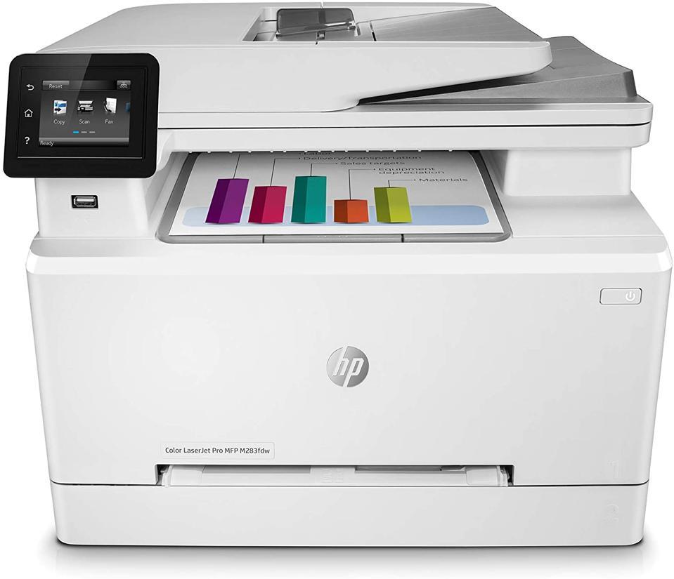 HP Color LaserJet Pro M283fdw Wireless Laser Printer