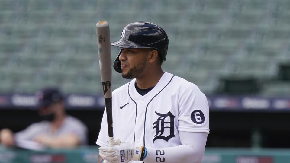 The Detroit Tigers Welcome You To 'The Victor Reyes Wars'