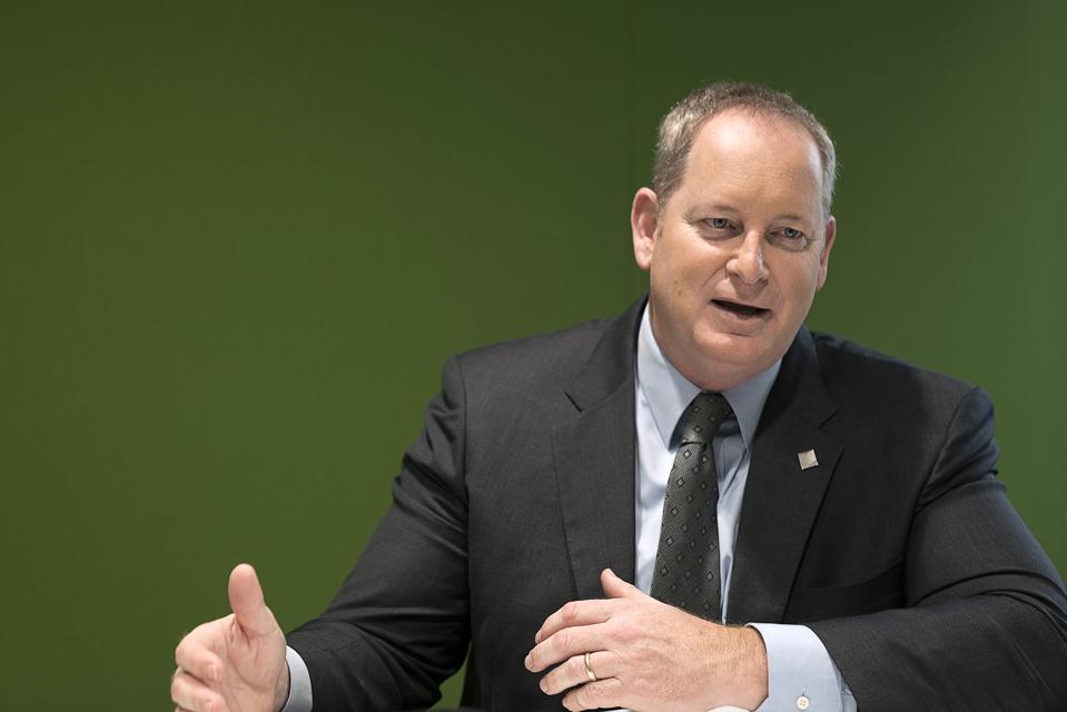 Kenneth Sullivan has been Smithfield's CEO since 2015.