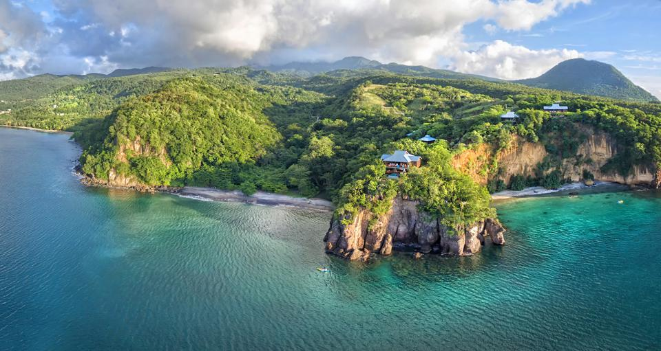 Secret Bay, Dominica