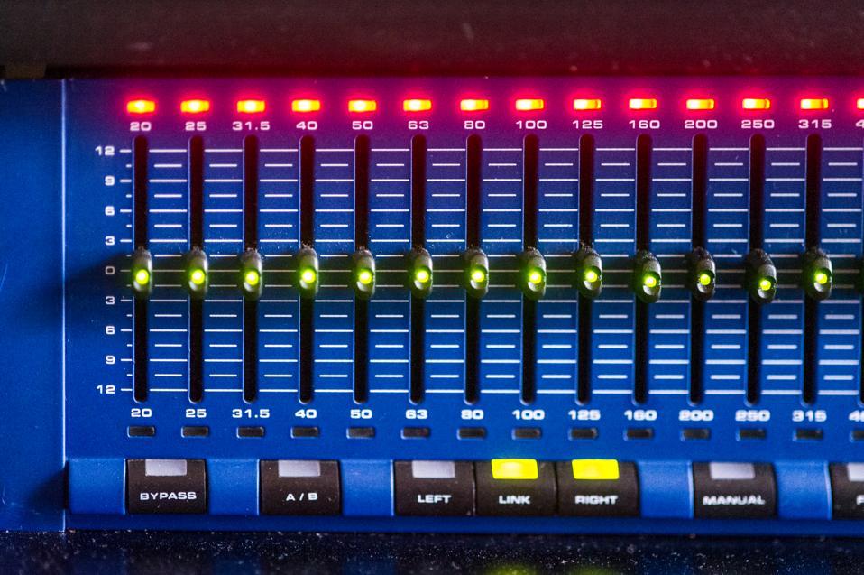 DJ Light Board