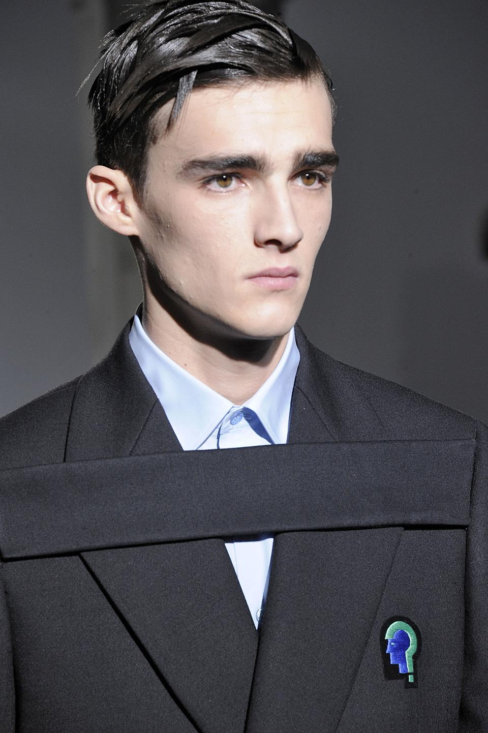 Raf Simons: Runway - Paris Fashion Week Menswear Autumn/Winter 2013