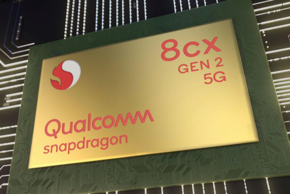 Image depicting the Qualcomm Snapdragon 8cx Gen 2
