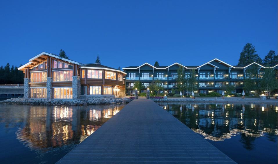 Shore Lodge, Mcall Idaho.