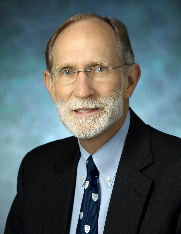 Nobel prize winner, Dr. Peter Agre.