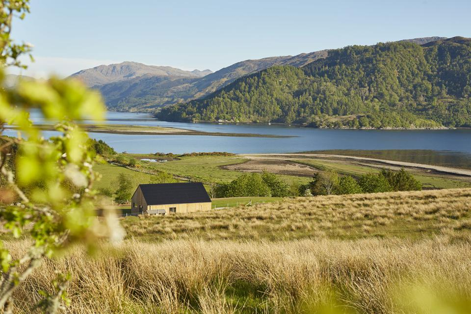 57 Nord lies where mountains meet sea on the coast of Wester Ross in the Scottish Highlands.