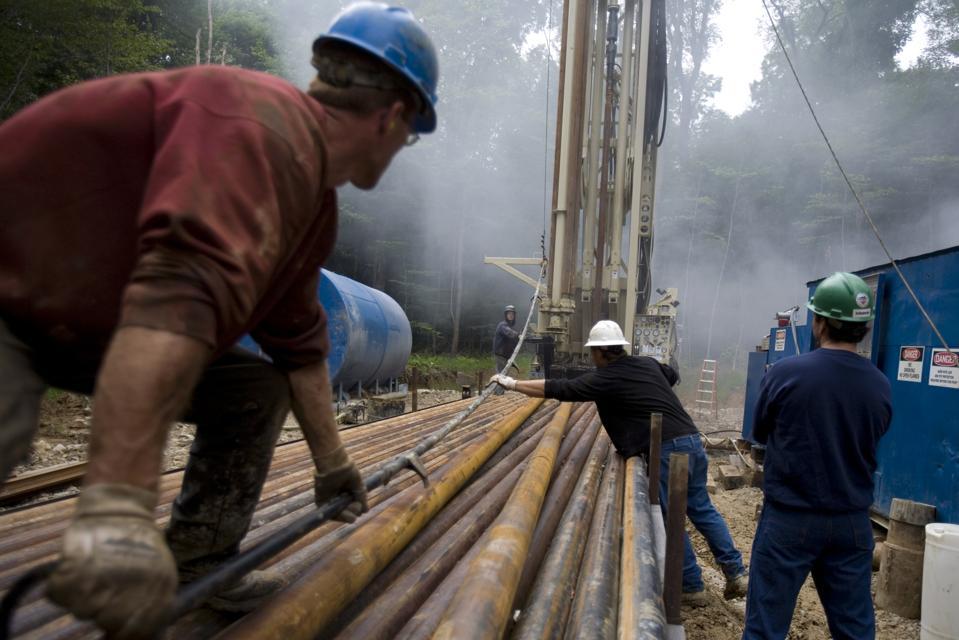 Oil And Gas Boom For Minard Run Oil Company