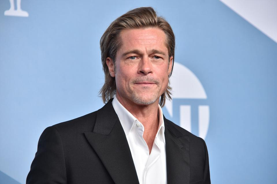 Brad Pitt has launched a new champagne house specifically just for rosé