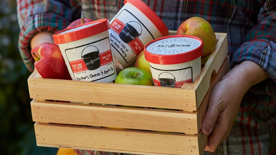The new Apple Harvest series from Salt & Straw