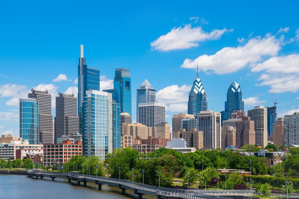 Philadelphia led the country in listing price increases in August