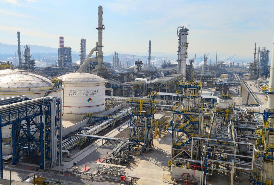 SOCARâs STAR Refinery in Turkey