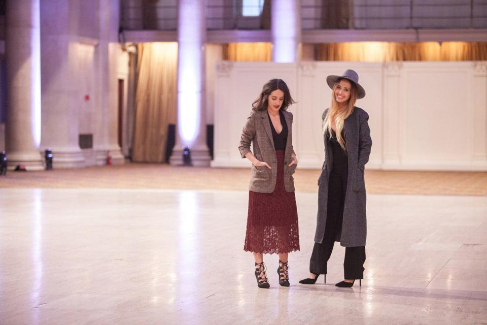 Amra & Elma Beganovich in New York