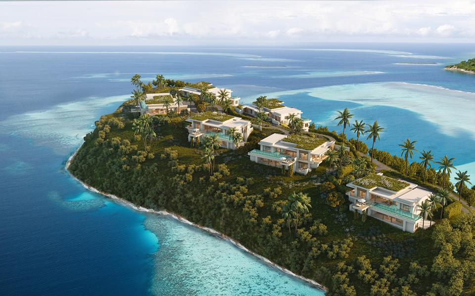 Six Senses Residential Villas