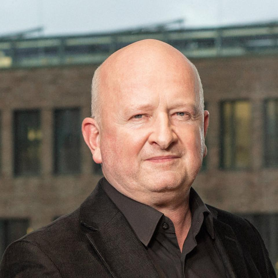 Chief Operating Officer Raoul Spanger head and shoulders