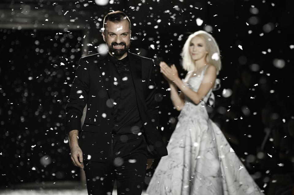 Julien Fournie : Runway - Paris Fashion Week - Haute Couture Fall/Winter 2019/2020