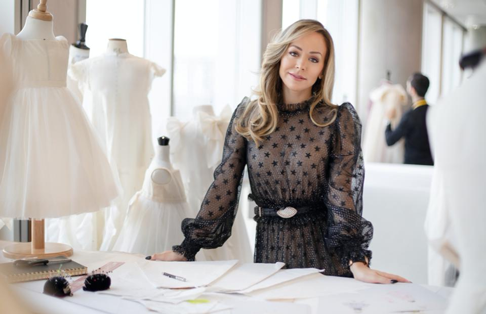 Tamara Ralph, Co-founder and Creative Director of British Couture Maison, Ralph & Russo