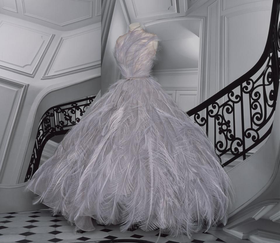 Dior Creative Director, Maria Grazia Chiuri's AW/20 Haute Couture collection